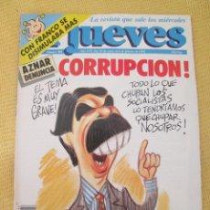 Coleccionismo de Revista El Jueves: REVISTA EL JUEVES Nº 766 - 1992. Lote 45892124
