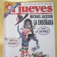 Coleccionismo de Revista El Jueves: REVISTA EL JUEVES Nº 865 - 1993. Lote 46043038
