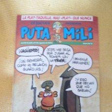 Coleccionismo de Revista El Jueves: REVISTA EL JUEVES PUTA MILI Nº 5 - 1992 . Lote 46044489
