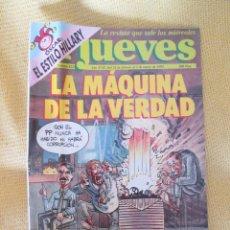 Coleccionismo de Revista El Jueves: REVISTA EL JUEVES Nº 822 - 1992. Lote 46063531