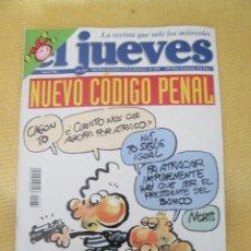 Coleccionismo de Revista El Jueves: REVISTA EL JUEVES Nº 966 - 1994. Lote 46452697