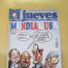 Coleccionismo de Revista El Jueves: REVISTA EL JUEVES Nº 890 - 1994. Lote 46452898