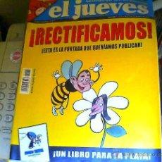 Coleccionismo de Revista El Jueves: REVISTA EL JUEVES DE JULIO DE 2007 NUM. 1574. Lote 47087123