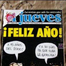 Coleccionismo de Revista El Jueves: EL JUEVES-Nº396-FELIZ AÑO-1984. Lote 19759916
