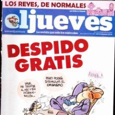 Coleccionismo de Revista El Jueves: REVISTA ··· EL JUEVES ··· Nº 1.939 .. Lote 49006986