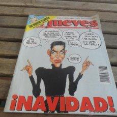 Coleccionismo de Revista El Jueves: REVISTA EL JUEVES LA REVISTA QUE SALE LOS MIERCOLES NUMERO 761. Lote 49194888