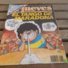Coleccionismo de Revista El Jueves: REVISTA EL JUEVES LA REVISTA QUE SALE LOS MIERCOLES NUMERO 729. Lote 49194936