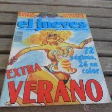 Coleccionismo de Revista El Jueves: REVISTA EL JUEVES LA REVISTA QUE SALE LOS MIERCOLES NUMERO 632. Lote 49194956