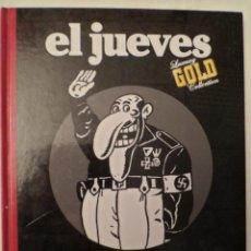 Coleccionismo de Revista El Jueves: MARTÍNEZ EL FACHA LA TRANSICIÓN LUXURY GOLD COLLECTION. Lote 49444508