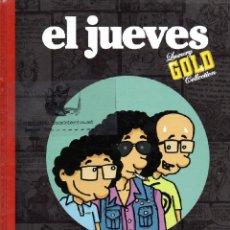 Coleccionismo de Revista El Jueves: LOS BONITOS RECUERDOS DE PALMIRO CAPÓN. LIBRO EL JUEVES EKL SERIE GOLD COLECCTION. Lote 52427605
