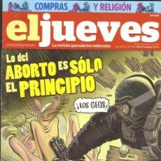 Coleccionismo de Revista El Jueves: REVISTA - EL JUEVES 1911/ 2014. Lote 51619094