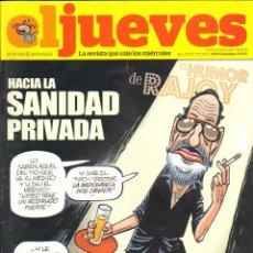 Coleccionismo de Revista El Jueves: REVISTA - EL JUEVES 1860 / 2013. Lote 51619218