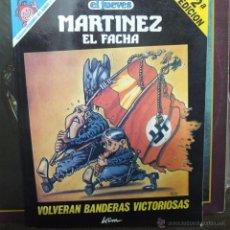Coleccionismo de Revista El Jueves: MARTINEZ EL FACHA-VOLVERAN BANDERAS VICTORIOSAS. Lote 51998986