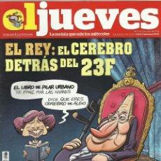 Coleccionismo de Revista El Jueves: REVISTA EL JUEVES NÚMERO 1924. Lote 52514370