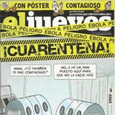 Coleccionismo de Revista El Jueves: REVISTA EL JUEVES NÚMERO 1951. Lote 52514537