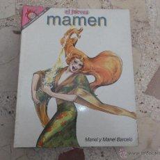 Coleccionismo de Revista El Jueves: PENDONES DEL HUMOR Nº 98,MAMEN, DE MARIEL Y MANEL BARCELO, EL JUEVES. Lote 55388098