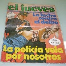 Coleccionismo de Revista El Jueves: EL JUEVES.LA REVISTA QUE SALE LOS VIERNES. 1978. Lote 53701158