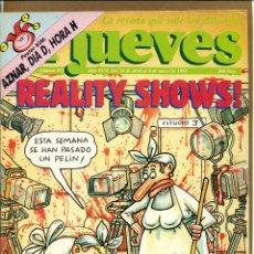 Coleccionismo de Revista El Jueves: REVISTA - EL JUEVES 831 / 1993. Lote 53742666