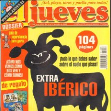 Coleccionismo de Revista El Jueves: REVISTA - EL JUEVES Nº 1206 / 2000. Lote 54994305
