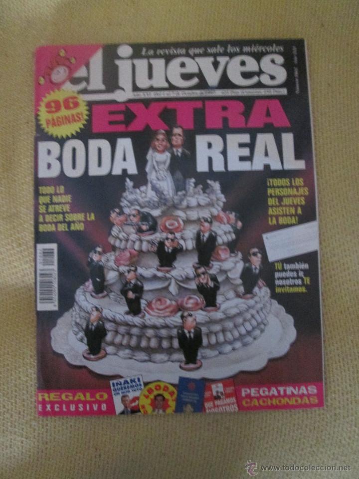 REVISTA EL JUEVES Nº1062 AÑO 1997 (Coleccionismo - Revistas y Periódicos Modernos (a partir de 1.940) - Revista El Jueves)
