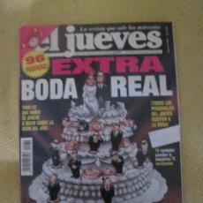 Coleccionismo de Revista El Jueves: REVISTA EL JUEVES Nº1062 AÑO 1997. Lote 55038527