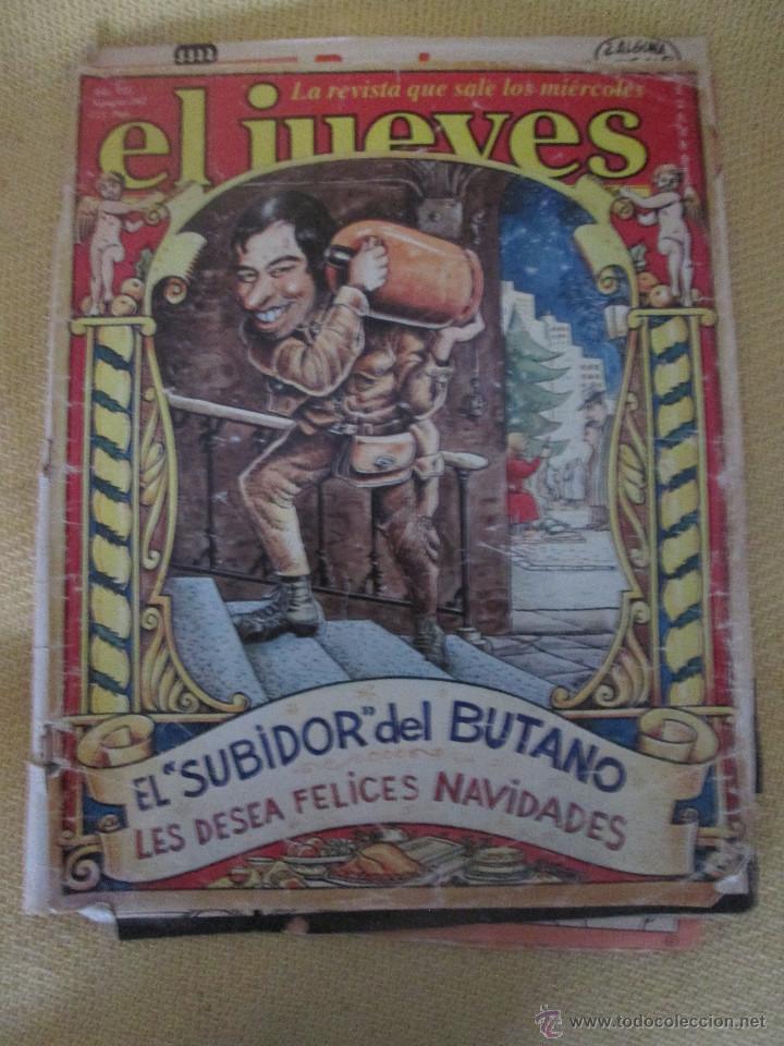 REVISTA EL JUEVES Nº342 (Coleccionismo - Revistas y Periódicos Modernos (a partir de 1.940) - Revista El Jueves)