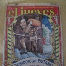 Coleccionismo de Revista El Jueves: REVISTA EL JUEVES Nº342. Lote 55038946