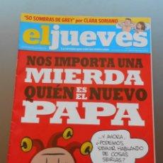 Coleccionismo de Revista El Jueves: REVISTA EL JUEVES MARZO 2013. Lote 55388375