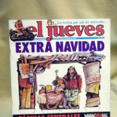 Coleccionismo de Revista El Jueves: REVISTA EL JUEVES, EXTRA DE NAVIDAD, NUMERO 185, MARZO 1980. Lote 55690854