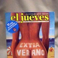 Coleccionismo de Revista El Jueves: REVISTA EL JUEVES, EXTRA DE VERANO, NUMERO 112, JULIO 1979. Lote 55691071
