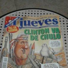 Coleccionismo de Revista El Jueves: REVISTA EL JUEVES - N. 1152. Lote 55912851