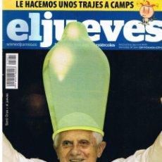Coleccionismo de Revista El Jueves: EL JUEVES Nº 1661. Lote 56047250