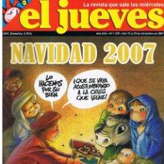 Coleccionismo de Revista El Jueves: EL JUEVES Nº 1595. Lote 56047746