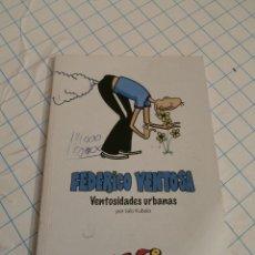 Coleccionismo de Revista El Jueves: FEDERICO VENTOSA. VENTOSIDADES URBANAS. REVISTA EL JUEVES.. Lote 58010525