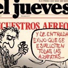Coleccionismo de Revista El Jueves: EL JUEVES Nº 23 - 28 OCT. 1977. Lote 58321902