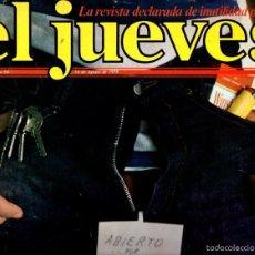 Coleccionismo de Revista El Jueves: EL JUEVES Nº 64 - 16 AGO. 1978. Lote 58322068