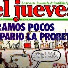 Coleccionismo de Revista El Jueves: EL JUEVES Nº 63 - 9 AGO. 1978. Lote 58322099