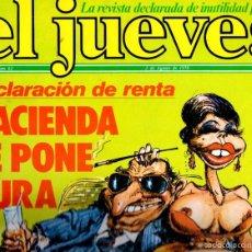 Coleccionismo de Revista El Jueves: EL JUEVES Nº 62 - 2 AGO. 1978. Lote 58322110