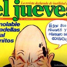 Coleccionismo de Revista El Jueves: EL JUEVES Nº 57 - 28 JUN. 1978. Lote 58322141