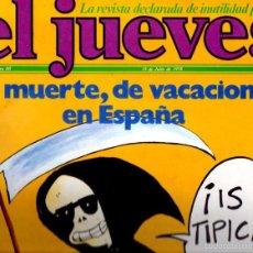 Coleccionismo de Revista El Jueves: EL JUEVES Nº 60 - 19 JUL. 1978. Lote 58322164