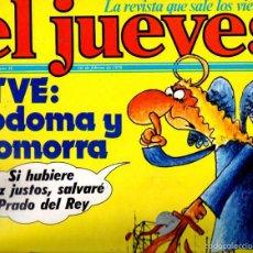 Coleccionismo de Revista El Jueves: EL JUEVES Nº 38 - 10 FEB. 1978. Lote 58322193