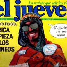 Coleccionismo de Revista El Jueves: EL JUEVES Nº 41 - 3 MAR. 1978. Lote 58322474