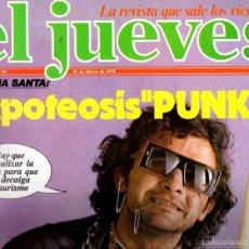 Coleccionismo de Revista El Jueves: EL JUEVES Nº 44 - 24 MAR. 1978. Lote 58322506