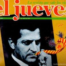 Coleccionismo de Revista El Jueves: EL JUEVES Nº 46 - 7 ABR. 1978. Lote 58322533