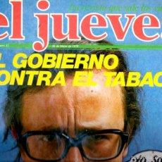 Coleccionismo de Revista El Jueves: EL JUEVES Nº 52 - 26 MAY. 1978. Lote 58322614