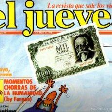 Coleccionismo de Revista El Jueves: EL JUEVES Nº 49 - 5 MAY. 1978. Lote 58322648
