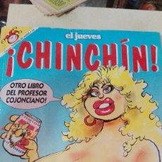 Coleccionismo de Revista El Jueves: CHINCHIN. Lote 58345137