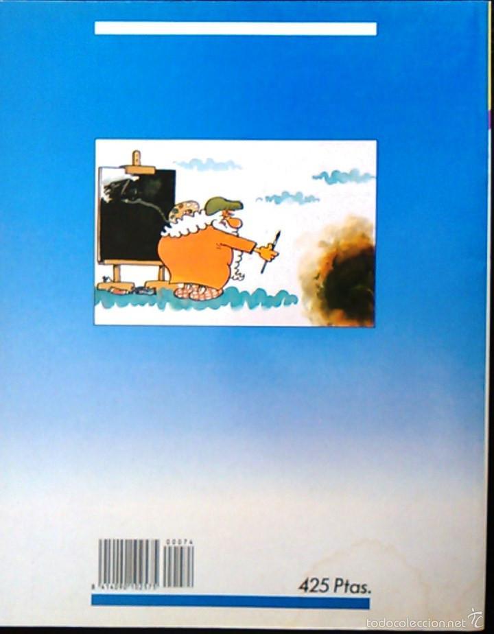 Coleccionismo de Revista El Jueves: ¿Gloria en las Alturas? ¡Dios Mío!, J.L. Martín. Pendones del Humor, nº 74. Cómic Español Satírico. - Foto 2 - 58688552