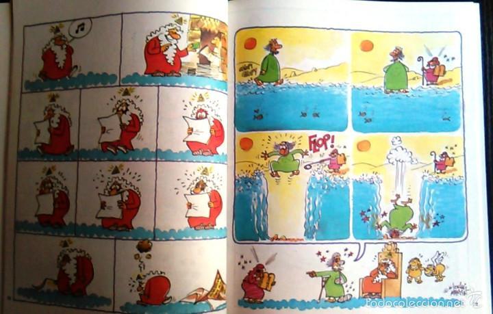 Coleccionismo de Revista El Jueves: Oh, Cielos! ¡Dios Mío!, J.L. Martín. Pendones del Humor, nº 6. Cçomic de la Revista El Jueves. - Foto 3 - 58689142