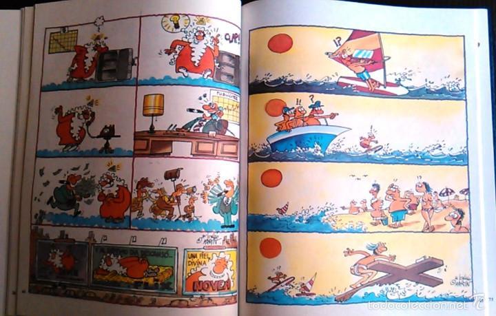 Coleccionismo de Revista El Jueves: Oh, Cielos! ¡Dios Mío!, J.L. Martín. Pendones del Humor, nº 6. Cçomic de la Revista El Jueves. - Foto 4 - 58689142